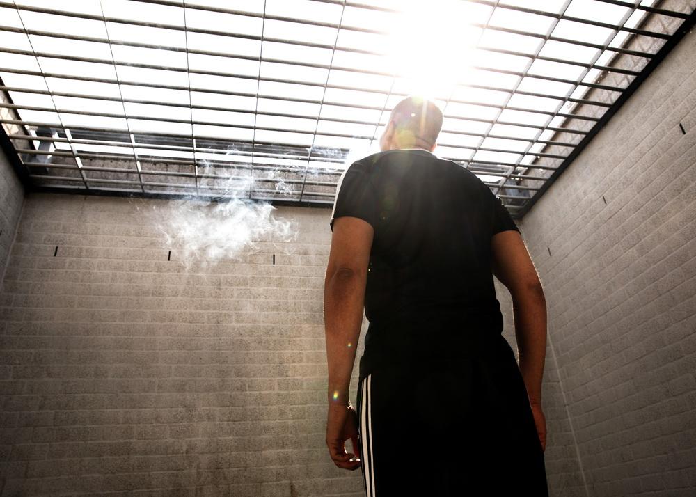 Gevangenis Dordrecht, een foto-en storytellingproject van Peter van Beek